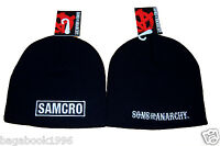 Soa Sons Of Anarchy Samcro Toque / Beanie ( ) Cap16
