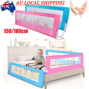 1-5m-1-8m-Child-Toddler-Safety-Bed-Rail-Baby-Bedrail-Fold-Cot-Guard-Protection