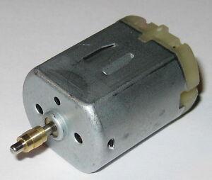 FC-280 Motor with Collar - Car Door Lock and Mirror Motor - Auto FC-280PT-22125