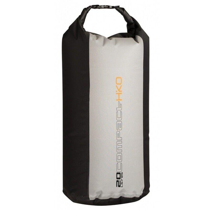 Hiko Cylindric Bag wasserdichter Packsack Trockentasche grau