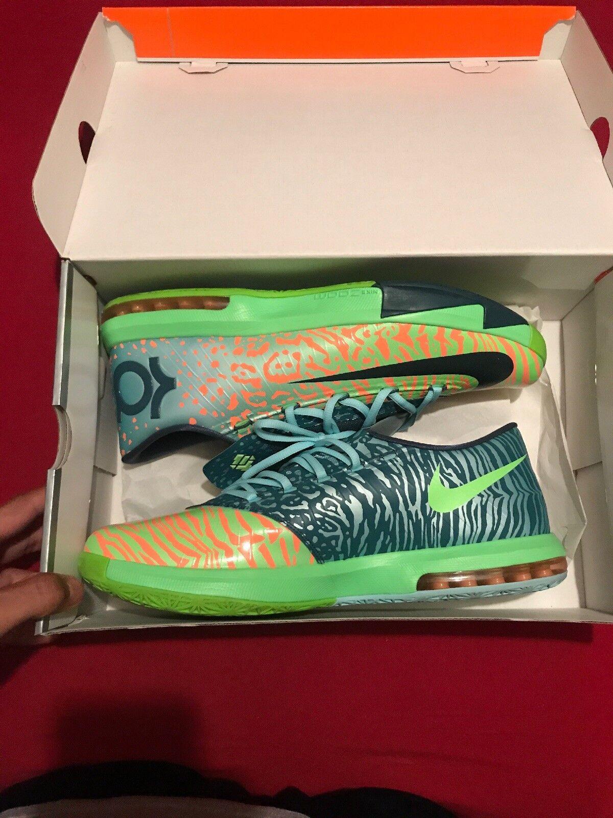 DS Nike KD VI 6 LIGER