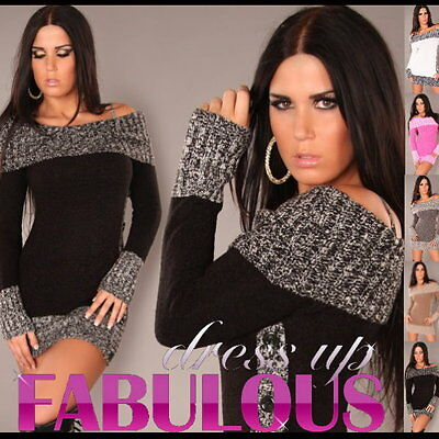 Womens Sweater Jumper Dress AU/UK SIZE 10 12 14 6 8 (US 2 4 6 8 10) XS S M L XL