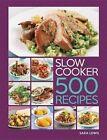 Slow Cooker: 500 Recipes by Hamlyn, Sara Lewis (Paperback / softback, 2015)