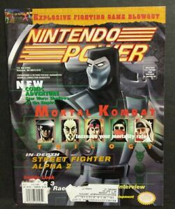 Details about Nintendo Power Vol 89 Mortal Kombat Trilogy