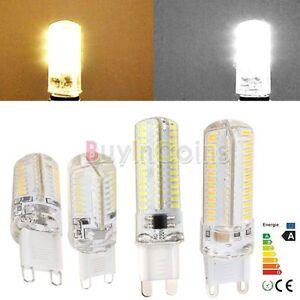 Bright-G9-Silica-Gel-64-70-72-80-104-LED-3014-SMD-Pure-Warm-White-Light-Bulb-AU