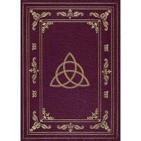 Wiccan Triquetra Charmed Book Of Shadows Or Journal