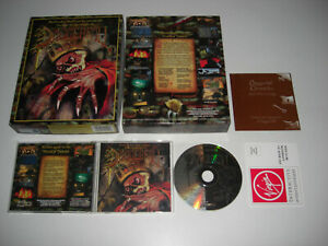 DAGGERFALL-The-Elder-Scrolls-II-Pc-Cd-Rom-Original-Dagger-Fall-2-BIG-BOX
