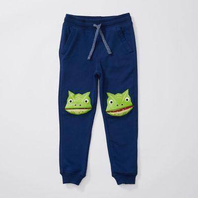 NEW Open Dinosaur Knee Trackpants Kids