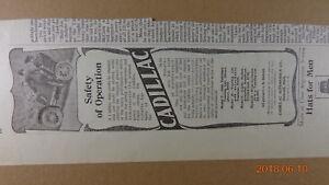 1905-Cadillac-Model-F-Detroit-MI-Automobile-Magazine-PRINT-Ad