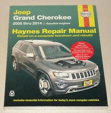 Reparaturanleitung Jeep Grand Cherokee Typ WH + WK2, Baujahre 2005 - 2014 Haynes