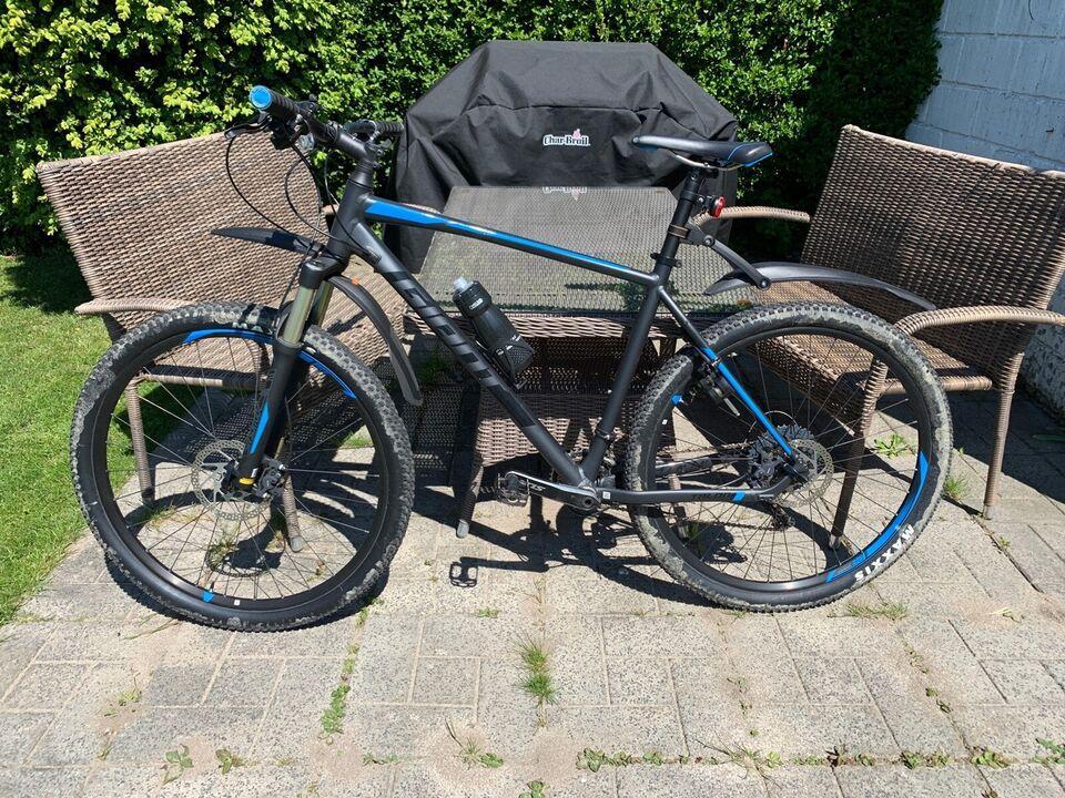 Fed MTB bike
