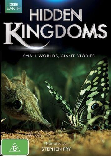 1 of 1 - Hidden Kingdoms (DVD, 2014), NEW SEALED REGION 4