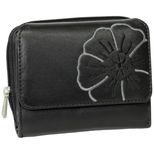 Branco femmes porte-monnaie portefeuille cuir porte-monnaie noir rouge taupe Berry