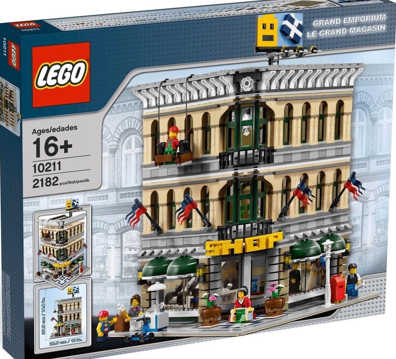 Lego ® Creator Modular 10211 grand DepartHommest Store  nouveau & OVP Series 10224 10228 10211  chaud