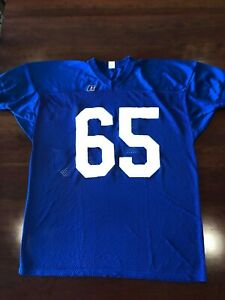 finest selection 4df5d 07a46 Details about KENTUCKY WILDCATS PRACTICE RUSSELL ATHLETIC FOOTBALL JERSEY  #65