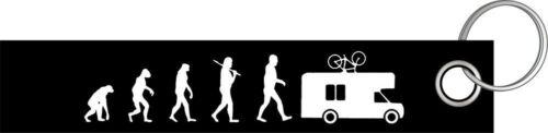 Caravan Camping Evolution Schlüsselanhänger Schlüsselband Keyholder Lanyard zelt