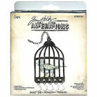 Sizzix Bigz Die Tim Holtz Alterations Caged Bird 656634