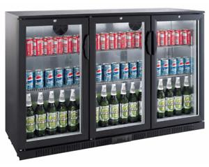 Kühlschrank Gastro : Kühlschrank getränke flaschenkühlschrank glastür liter umluft