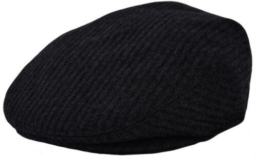 Premium Quality 100/% Wool Made Thick Herringbone Hat Tweed Newsboy Ivy Cap