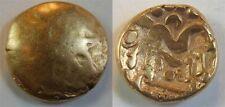 Stater Gold 150/100 v.Chr. Kelten / Belgien, Ambiani Kelten  Gold ss, 5,77g