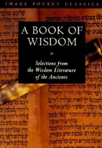 Book of WIsdom [Image Pocket Classics]