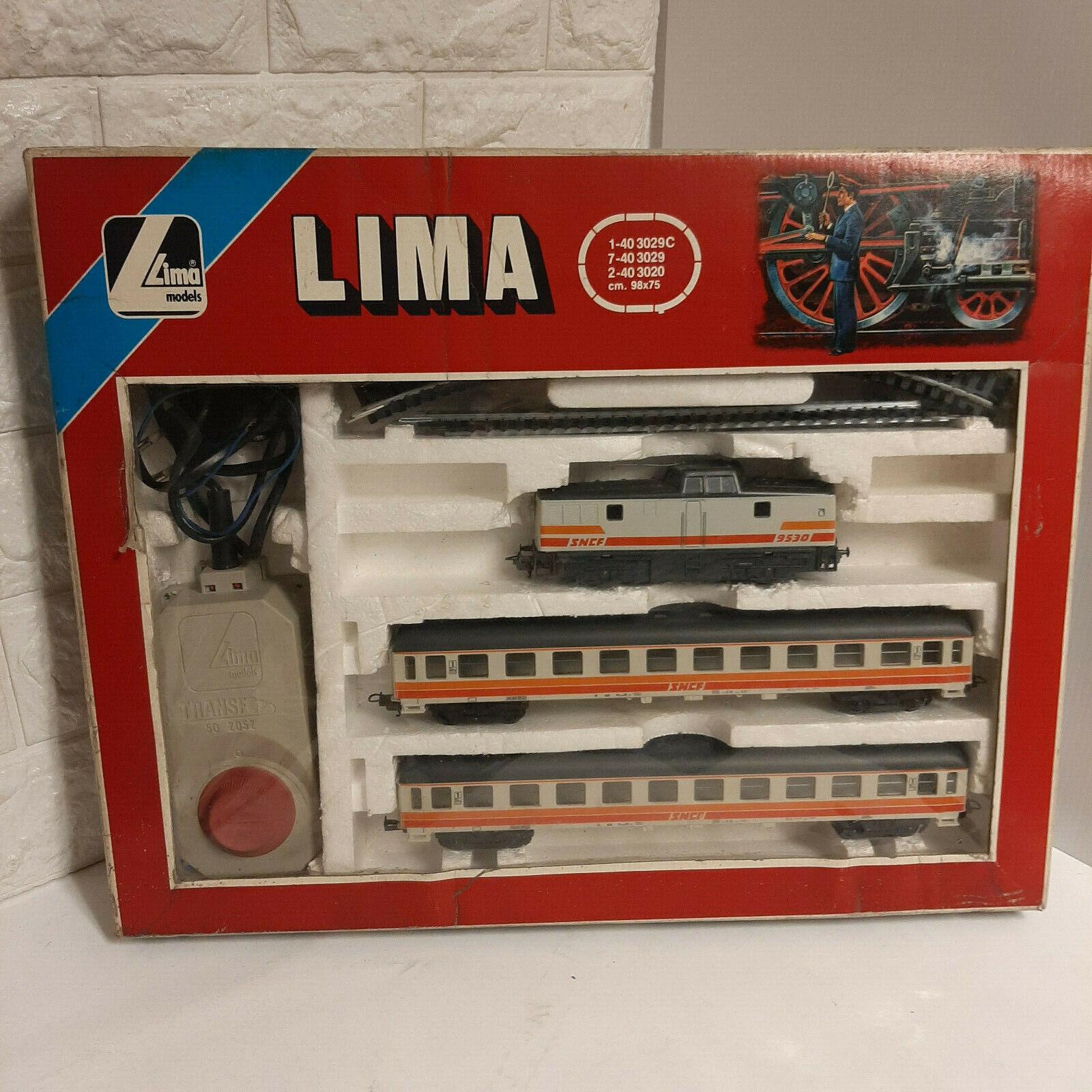 LIMA 103400T Sncf 9530 Scala H0