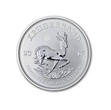 Silber Krügerrand 2017 1 OZ Silver Krugerrand Südafrika South Africa 50 Jahre