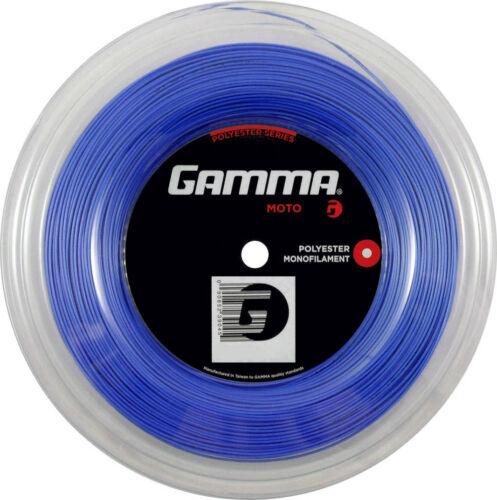 Gamma Moto 17 blau 100 Meter Rolle
