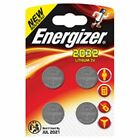 Energizer Cr2032 Lithium Button Coin Cell Batteries 3-Volt