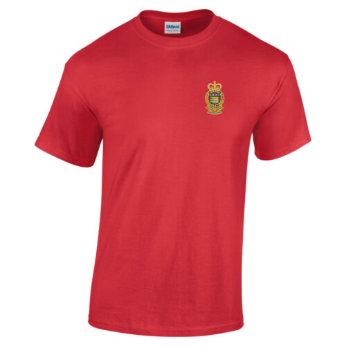 Royal Army Ordnance Corps pre-shrunk Cotton T-Shirt