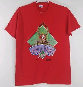 Cincinnati-Reds-XL-1990-World-Series-Champions-MLB-Champs-Vintage-T-Shirt