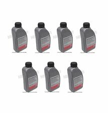 7 Liters Quartrs Automatic Transmission oil Fluid for Mercedes ATF Red MBZ Spec