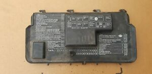 AUDI 80 90 B4 CABRIOLET COUPE FUSE RELAY BOX COVER LID 8A0941801   eBayeBay