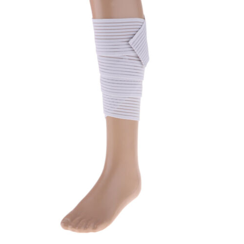 Bandage Wraps Elastic Knee Compression Straps Support Ankle Thigh Leg Guard