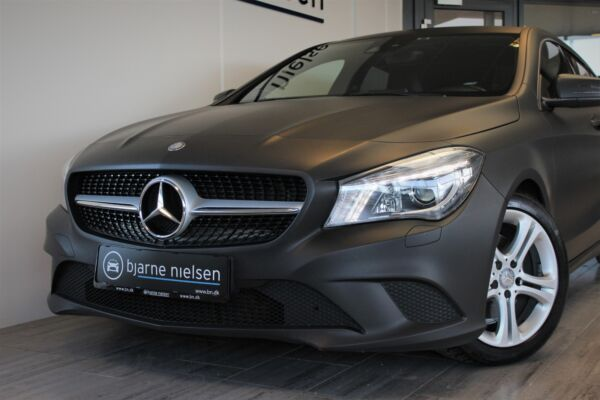 Mercedes CLA200 2,2 CDi Shooting Brake aut. - billede 4
