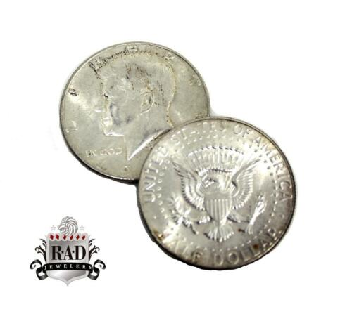 Roll Of 10 $5.00 Face Value 90/% Silver 1964 Kennedy Half Dollars