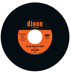 Moses-Smith-The-Girl-Across-the-Street-Northern-Soul-Vinyl-45