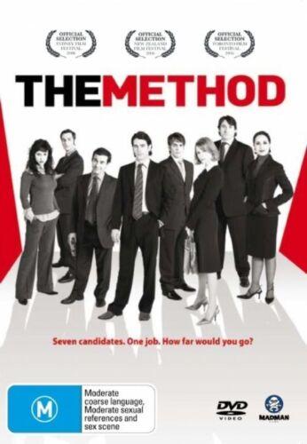 1 of 1 - The Method (DVD, 2007) Brand New & Sealed Region 4 DVD - Free Postage Aust D24