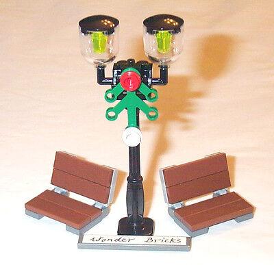 LEGO® Brathähnchen Hähnchen 33048+33057 NEU
