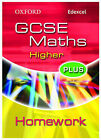 Oxford GCSE Maths for Edexcel: Higher Plus Homework Book by Clare Plass (Paperback, 2006)