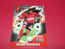 PANINI FOOTBALL CARD 98 1997-1998 DANIEL MOREIRA EN AVANT GUINGAMP EAG ROUDOUROU