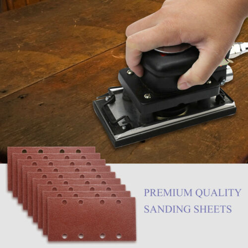 93x190mm Papier de Verre Abrasif Disque Polissage Ponçage 80-240Grit Bosch Festo