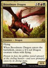 MTG BROODMATE DRAGON - DRAGO DELLA NIDIATA - MMA3 - MAGIC