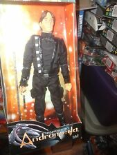 ANDROMEDA TV SERIES FIGURE DYLAN, 12 INCH FIGURE, NEVER OPENED