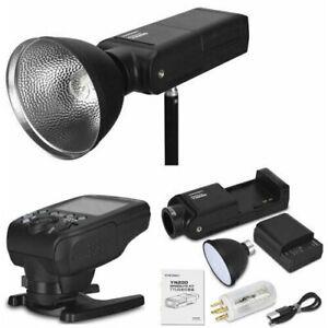 YONGNUO-YN200-TTL-HSS-200W-W-Battery-Outdoor-Flash-for-Canon-Nikon-Transmitter
