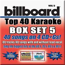 Various Artists - Party Tyme Karaoke: Billboard Top 40 Karaoke, Vol. 5 [New CD]