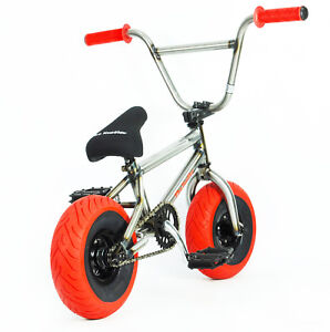 MINI-BMX-MINI-ROCKER-Trick-Bike-Dirt-Monkey-Bike-Stunt-Bike-RED