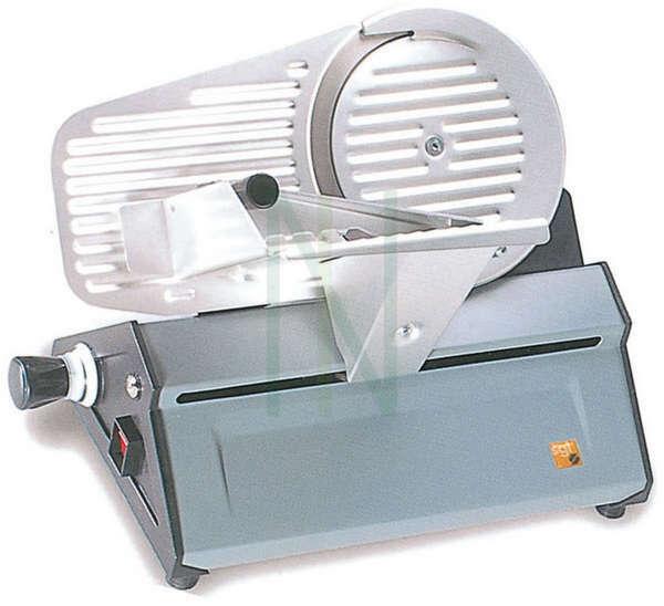 Slicer electric luxor 0 7 8in220 aluminium die casting aluminium anodizzat