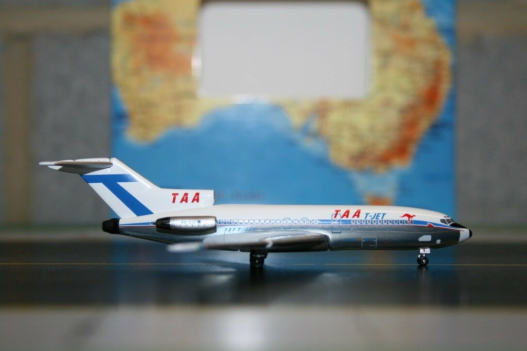 Aeroclassics 1 400 TAA Trans Australia Boeing 727-100 VH-TJC (ACVHTJC)