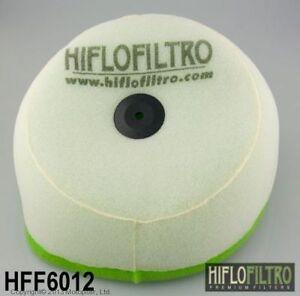 Brillant Hff6012 Filtro Aria Spugna Doppia Trama Per Husqvarna Tc450 2002 2003 2004 2005